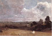 John Constable Dedham seen from Langham oil painting reproduction
