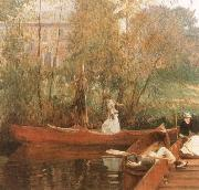 The Boating Party, John Singer Sargent