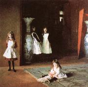 The Boit Daughters, John Singer Sargent