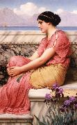 Absence Makes the Heart Grow Fonder, John William Godward