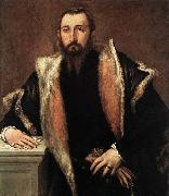 Portrait of Febo da Brescia, Lorenzo Lotto
