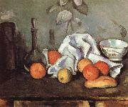 Paul Cezanne Still Life with Fruit oil painting reproduction