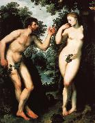 Adam and evy, Peter Paul Rubens