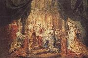 Peter Paul Rubens Yierdefu accept the Clothing oil painting on canvas