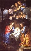The Nativity, Philippe de Champaigne