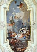 The Institution of the Rosary, TIEPOLO, Giovanni Domenico