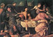 The Supper at Emmaus, Tintoretto