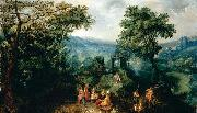VINCKBOONS, David Extensive Landscape oil painting reproduction