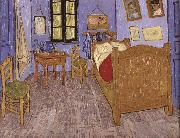Vincent-s bedroom in Arles, Vincent Van Gogh