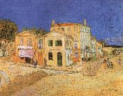 Vincent-s House in Arles, Vincent Van Gogh