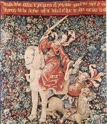 French Tapestry of the 15th century