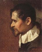 Annibale Carracci Self-Portrait oil painting reproduction