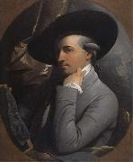 Benjamin West Self-Portrait oil painting reproduction