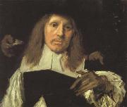 Details of The Governors of the Old Men's Almshouse (mk45), Frans Hals