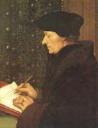 Hans holbein the younger Erasmus of Rotterdam (mk45) oil painting