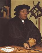 The astronomer Nikolaus Kratzer (mk45), Hans holbein the younger