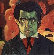 Kazimir Malevich Self-Portrait oil painting reproduction