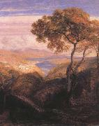 Samuel Palmer The Prospect oil painting reproduction