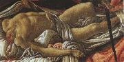 Discovery of the body of Holofernes, Sandro Botticelli