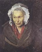 Theodore Gericault The Mad Woman with a Mania of Envy (mk45) oil painting