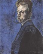 Walter Sickert Self-Portrait oil painting