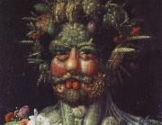 ARCIMBOLDO, Giuseppe vertumnus oil painting on canvas
