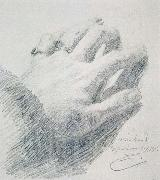 min hand, Anders Zorn