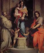 Apia Our Lady of Egypt, Andrea del Sarto