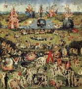BOSCH, Hieronymus lustans tradgard oil painting reproduction