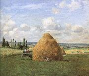 Camille Pissarro Buy Haystack oil painting reproduction