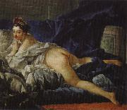 Francois Boucher odalisk oil painting reproduction