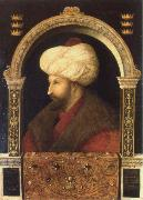 the sultan mehmet ll, Gentile Bellini