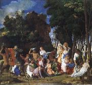 Feast of the Gods, Gentile Bellini