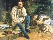 Proudhon and his children