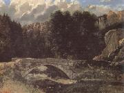 Gustave Courbet Bridge oil painting reproduction