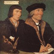 Thomas and his son s portrait of John