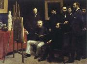 studio at batignolles