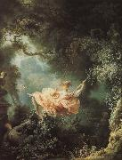 Jean Honore Fragonard swing oil painting reproduction