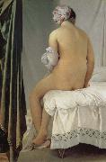 Jean-Auguste Dominique Ingres Song Yu Nu Figure Valbandon oil painting reproduction