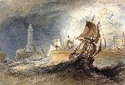 Joseph Mallord William Turner Lusigete oil painting reproduction