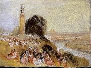 Joseph Mallord William Turner Lighthouse oil painting reproduction
