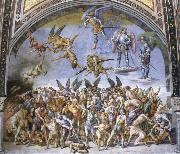 Luca Signorelli the last judgment oil painting reproduction