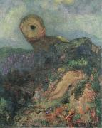 the cyclops, Odilon Redon