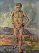Bather, Paul Cezanne
