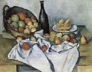 Blue Apple, Paul Cezanne