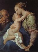Pompeo Batoni Holy Family oil painting reproduction