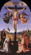 RAFFAELLO Sanzio Christ on the cross oil painting reproduction
