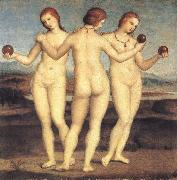 Three woman