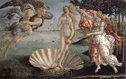 birth of venus, Sandro Botticelli