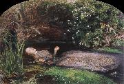 Sir John Everett Millais ophelia oil painting reproduction